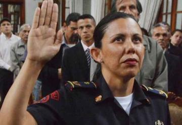 Una mujer ejercerá la comandancia de Bomberos Mérida
