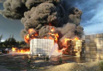 Ex bombero sería el responsable de varios incendios