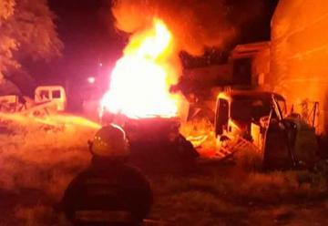 El Cuartel de Bomberos de Quimilí sufrió un nuevo atentado