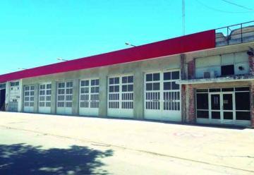 El cuartel de Bomberos Voluntarios de Venado Tuerto se renueva