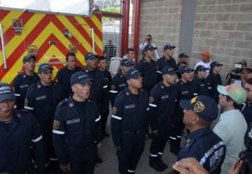Tres mujeres entran al Cuerpo de Bomberos de Barranquilla