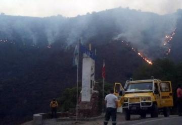 Un incendio forestal afecta más de 24.000 hectáreas en Catamarca