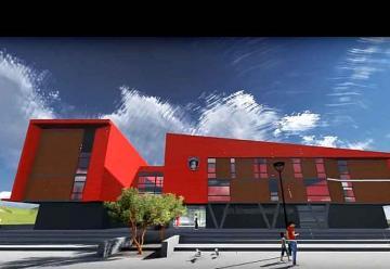 Se construirá Centro de Entrenamientos en la Zona Sur