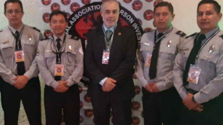 Bomberos obtiene certificación internacional en investigación de incendios