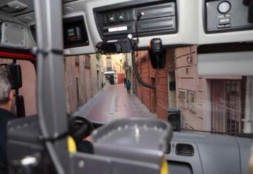 Nuevo camión de bomberos para emergencias en calles estrechas