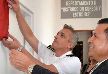 Estados Unidos donó equipamiento a Bomberos de Uruguay