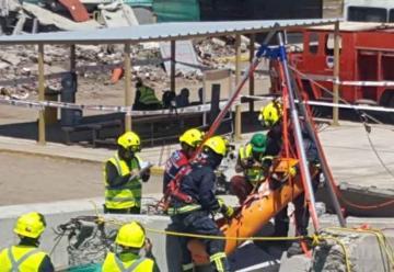 Bomberos USAR de Chile fueron certificados por la ONU