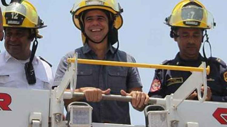 Barranquilla donará carros de bomberos a municipios que no tienen