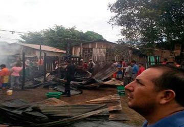 Pobladores Iñapari piden unidad de bomberos en la ciudad