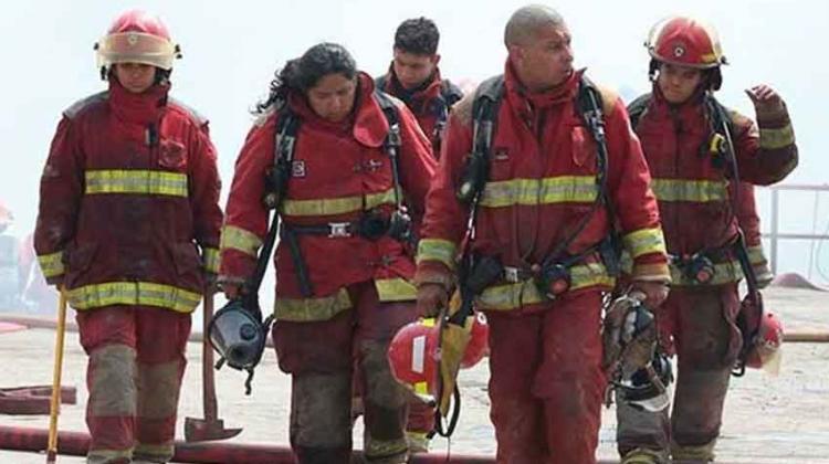 Familiares de bomberos fallecidos recibirán 202 mil 500 soles