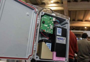 Bomberos tendrá sensor de alerta temprana de terremotos