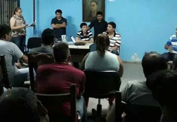 Quieren armar un cuartel de Bomberos voluntarios en FME
