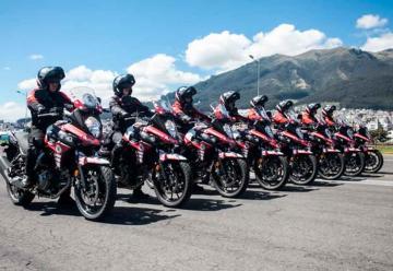 Refuerzan flota de motociclistas para intervención rápida