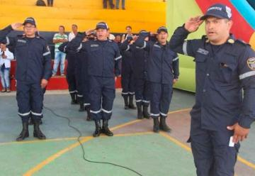 Crearon Cuerpo de Bomberos en Policarpa