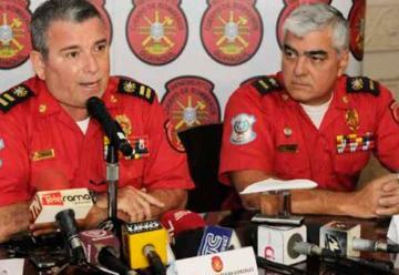 Bomberos de Guayaquil lanzó campaña sobre los peligros de la pirotecnia