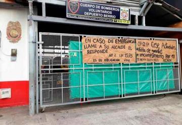 Crisis en Cuerpo de Bomberos de Puerto Berrío