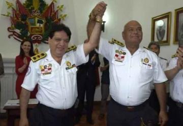 Bomberos del Perú eligieron a su comandante general