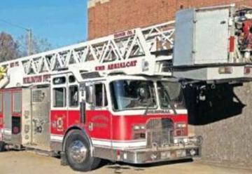 Donan camión cisterna Bomberos de Burlington a Soledad
