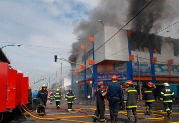 Vecinos de Diamante piden destacamento de bomberos