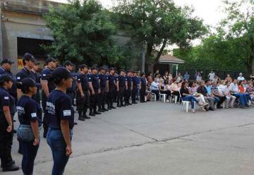 Bomberos Voluntarios de Gálvez celebró su 68º aniversario