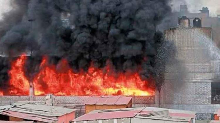 Bomberos atendieron 126 emergencias durante Navidad