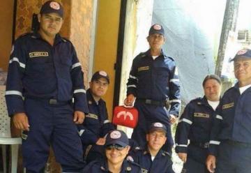 Los bomberos de San Luis entraron a paro indefinido