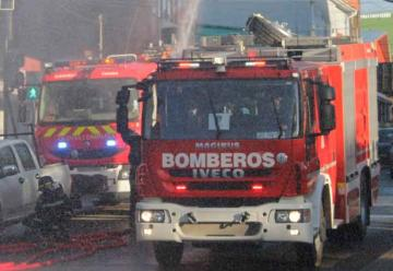 Bomberos de Ancud adquiere moderno carro bomba