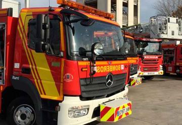 Denuncian que los bomberos tardan 40 minutos en llegar