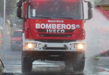 Bomberos de Vicuña cuenta con un moderno carro forestal