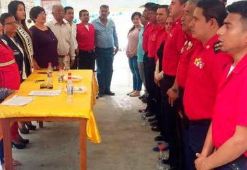 Canoa cuenta con cuartel de bomberos