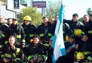 Bomberos Voluntarios de Añatuya celebró 29 años de vida