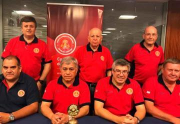 Nuevas Autoridades en el Consejo de Bomberos Voluntarios