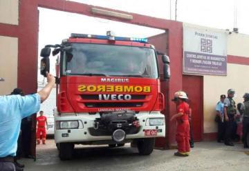 Cinco muertos en incendio en centro de reclusión juvenil de Perú