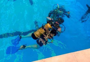 Bomberos se capacitarán para tareas subacuáticas