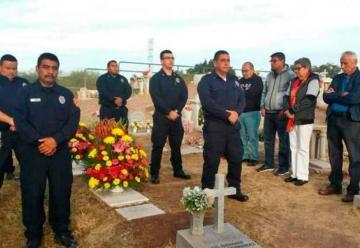 Recuerdan a bomberos caídos en Cajeme