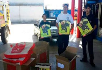 Bomberos Voluntarios de Chajarí adquirieron equipamientos