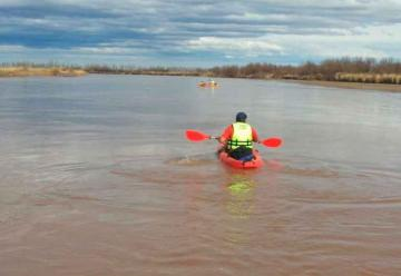 Bomberos adquirió un nuevo bote para búsquedas en el río