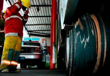 Bomberos de San Cristóbal se declaran en cierre técnico
