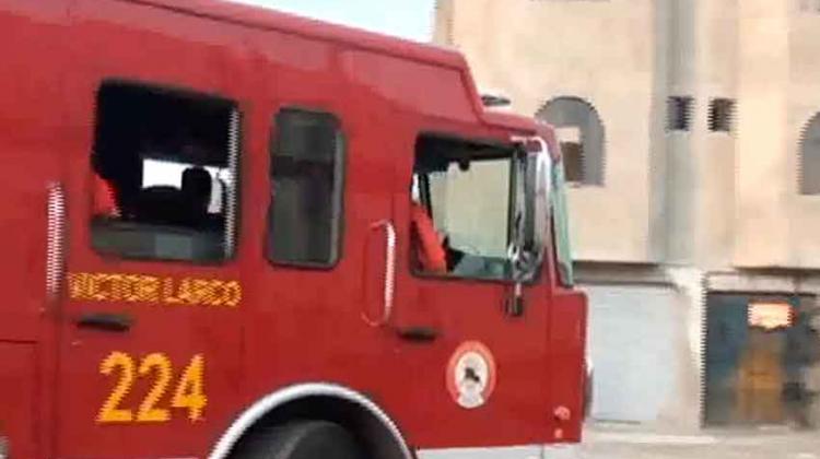 Internos saquearon unidades de Bomberos en Trujillo