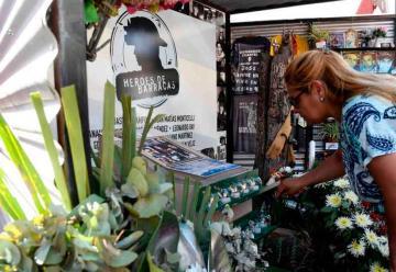 A cuatro años del incendio, familiares y amigos recordaron a los muertos