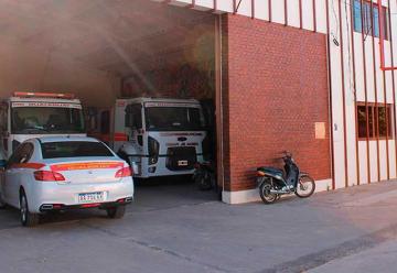 Bomberos de Gualeguay recibieron un aporte de 40.000 pesos