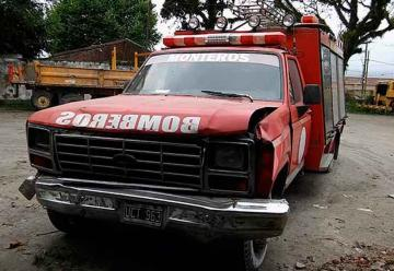 Postergan intervención a Bomberos Voluntarios de Monteros