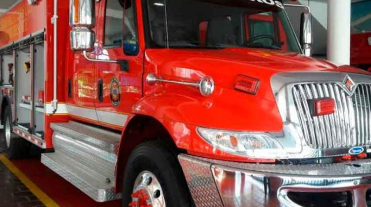 Bomberos de Cali estrena moderno equipo para emergencias