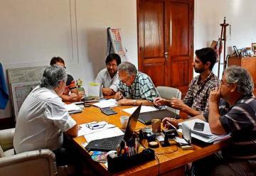 Municipio transfirió un terreno a los Bomberos Voluntarios de 30 de Agosto
