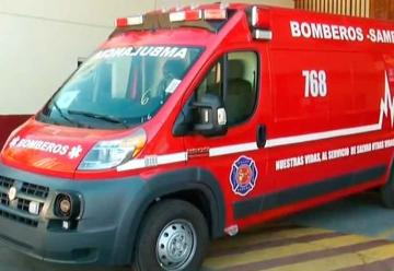 Entregan moderna ambulancia a los bomberos de Bugaba