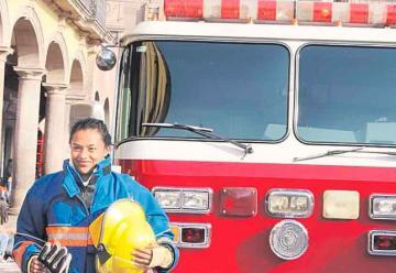 Protegen a bomberos con nuevo equipo de seguridad