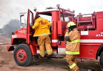 Bomberos de Angostura piden tener seguros de vida