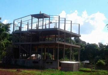 Nuevo centro de Federación Misionera de Bomberos Voluntarios