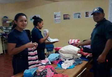 Campaña Solidaria de Bomberos de Belén para Inundados de Salta