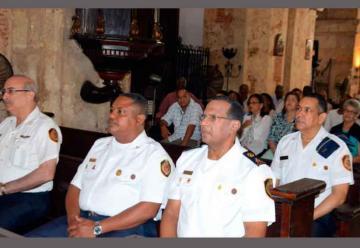 Bomberos del Distrito Nacional celebran 90 años de su fundación